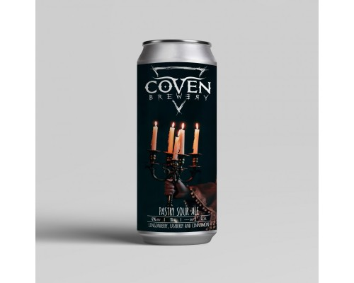 LEFT BEHIND (Coven Brewery)